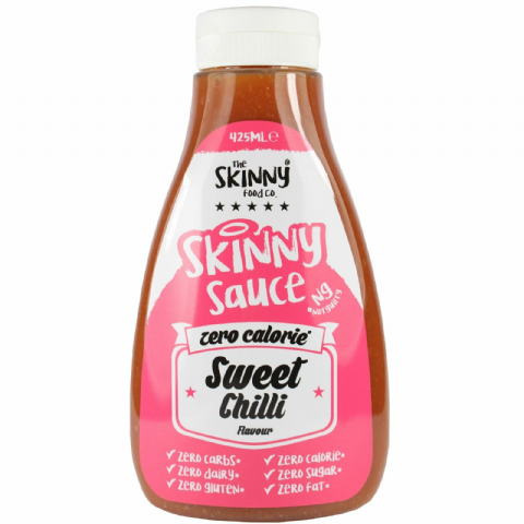 Skinny Syrup Co: Sweet Chilli Sauce
